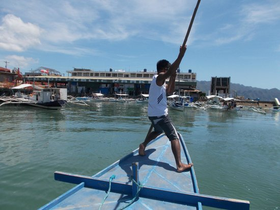 Busuanga Seadive Resort: Pulling away from Sea Dive