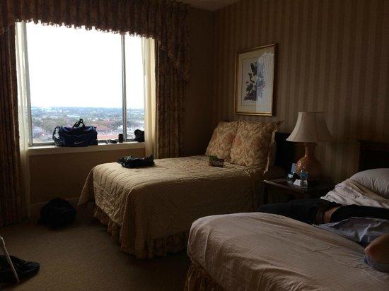 Hotel Monteleone : Preferred Room