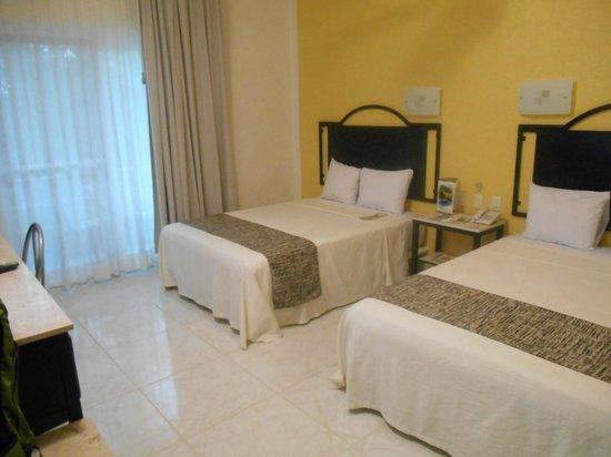 Hotel Chablis Palenque: unser Zimmer