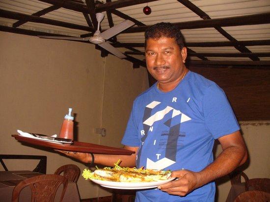 Seagreen Restaurant: Channa