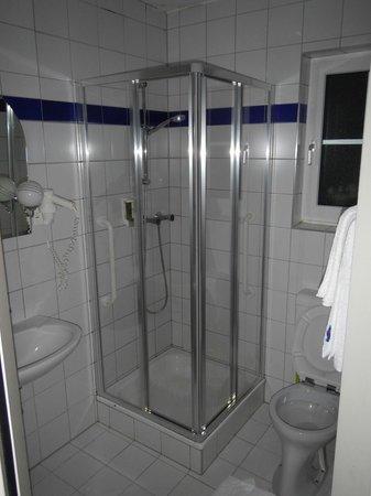 Hotel Gretl: Badezimmer
