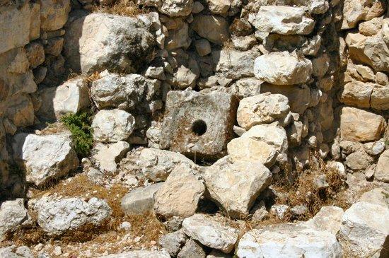 Jerusalem Walls - City of David National Park : The city of David