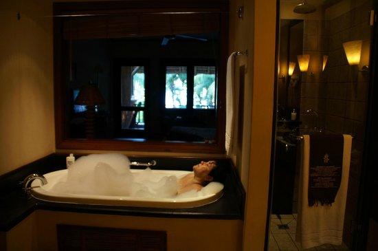 Heritage Awali Golf & Spa Resort : Salle de bain