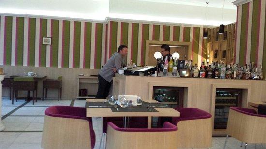 Hotel International Sinaia: Italian restaurant