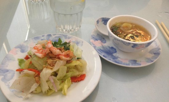 Andy Nguyen's 2: Soup and Salad