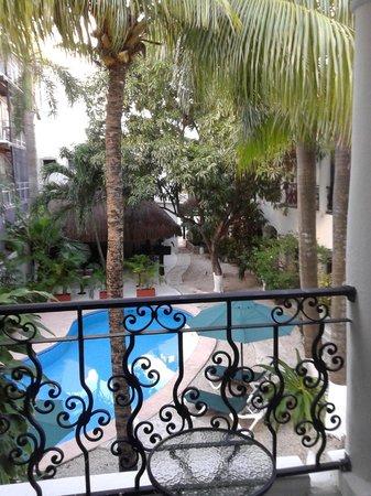 Hacienda Paradise Boutique Hotel by Xperience Hotels: Vista desde la habitación