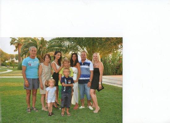 Atlantique Holiday Club: les jardins de l hôtel