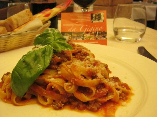 Ristorante Da Gigino : delicious!