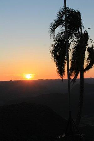 Ninho das Aguias: Sunset Ninho das Águias