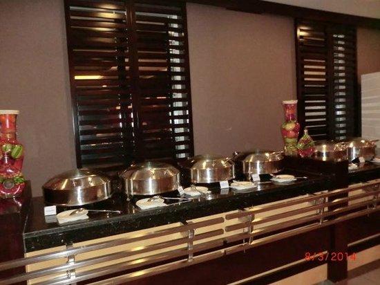 Citymax Al Barsha: Buffet