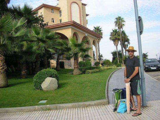 Gran Hotel La Hacienda : alrededor del hotel