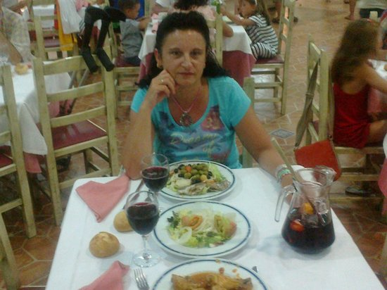 Gran Hotel La Hacienda: comedor