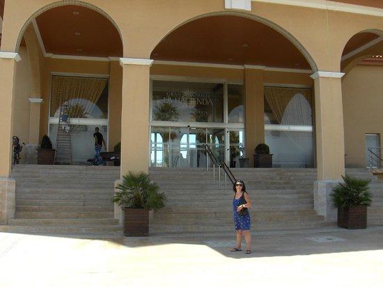 Gran Hotel La Hacienda : hotel