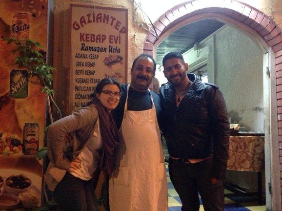 Gaziantep Kebab Salonu: Awesome time at Gaziantep!