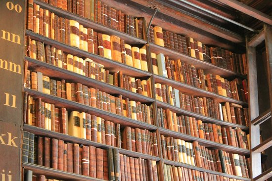 The Book of Kells and the Old Library Exhibition: Libros