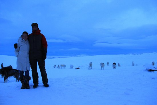 Eskimos - Day Tours : Me and my musher