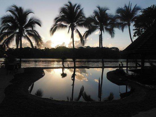 Tortuga Lodge & Gardens: relajacion