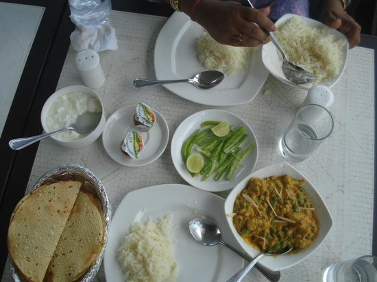 Restaurant Gateway: Lunch at Gateway