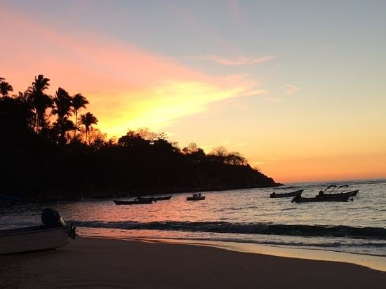 Casa Iguana Hotel: Mismaloya Beach