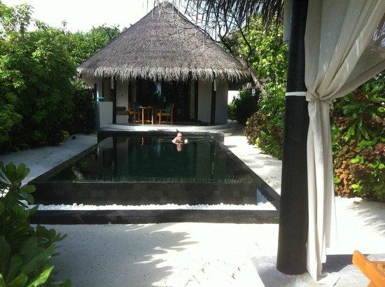 The Sun Siyam Iru Fushi Maldives: Бунгало