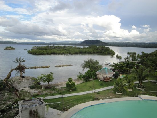 Moalboal Beach Resort: A great view