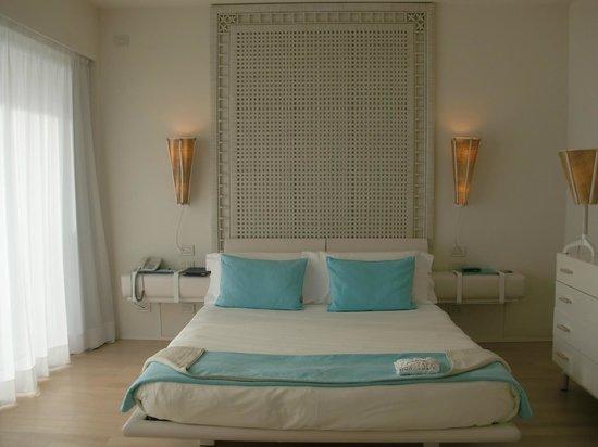UNA Hotel Versilia : Schlafzimmer