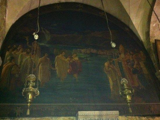 Iglesia del Santo Sepulcro: Православная часть