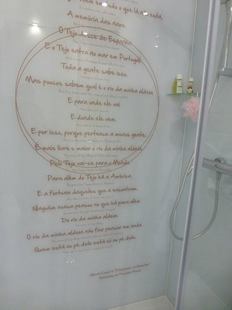 My Story Hotel Ouro : Déco douche