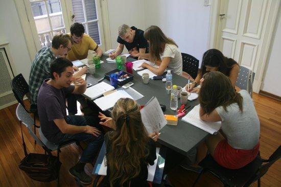 El Pasaje Spanish School Day Courses