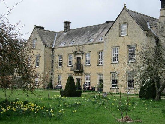Nunnington Hall: New trees