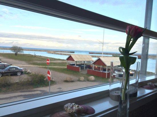 Restaurant Arken: sight from second floor