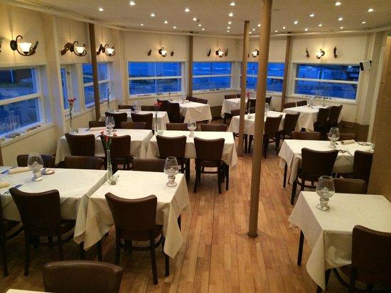 Restaurant Arken: first floor