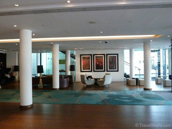 DoubleTree by Hilton London - Westminster: Reception