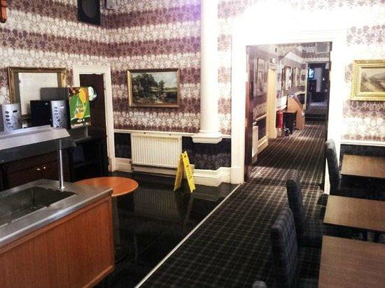 Alexander Thomson Hotel: breakfast room