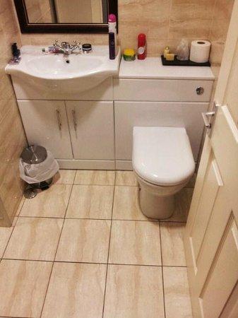 Alexander Thomson Hotel: bathroom was nice!