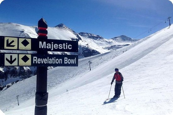 Mountainside Inn: Revelation Bowl