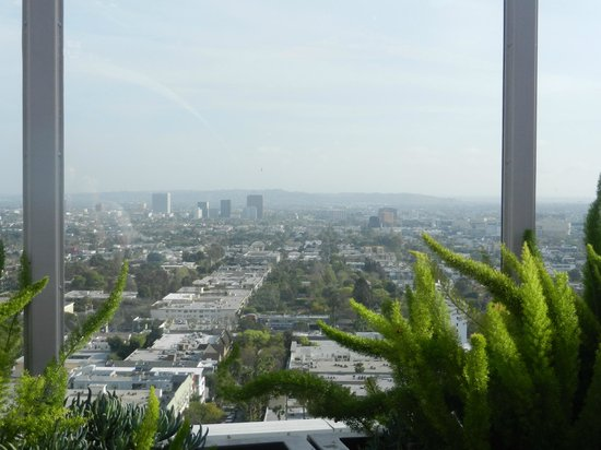 Andaz West Hollywood: View from the pool