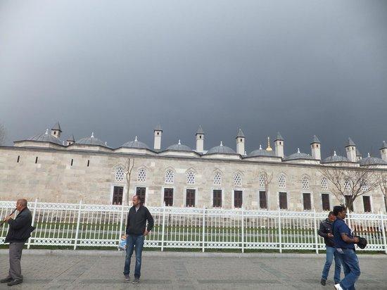 Musée et basilique Sainte-Sophie : istanbul