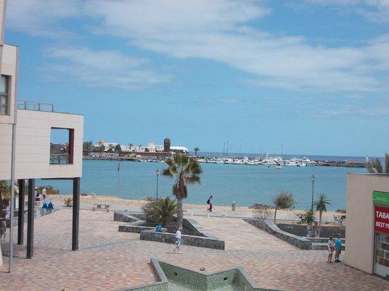 Geranios Suites & Spa Hotel: Our view