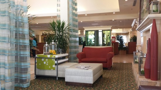 Hotel Lobby Picture Of Hilton Garden Inn Outer Banks Kitty Hawk Kitty Hawk Tripadvisor