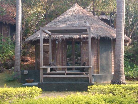 Haadtien Beach Resort: Villa 108