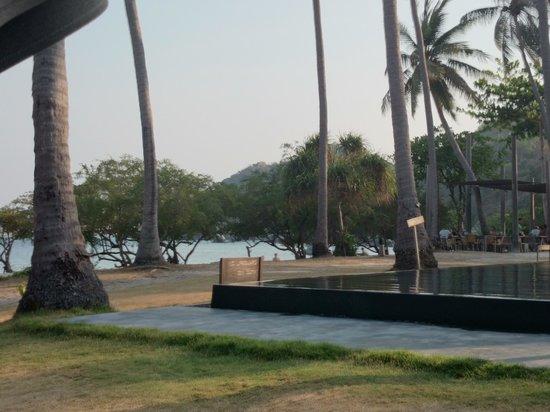Haadtien Beach Resort: Lovely pool area
