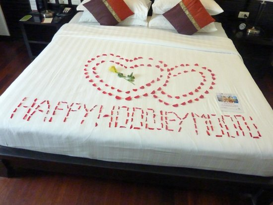 Tara Angkor Hotel : Happy Hooneymoon!