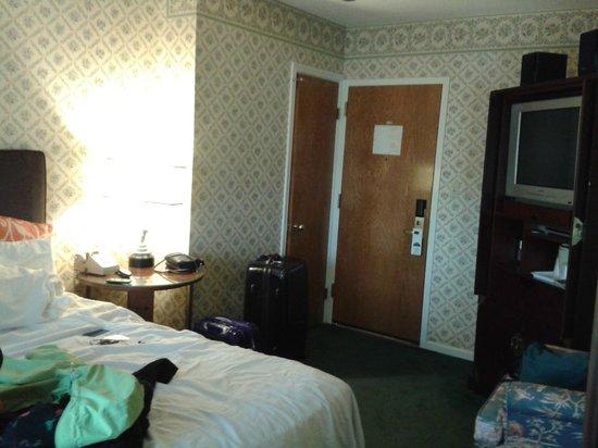 Marina Inn: Chambre