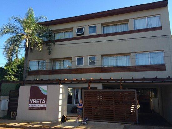 Yreta Apart : Yreta Hotel