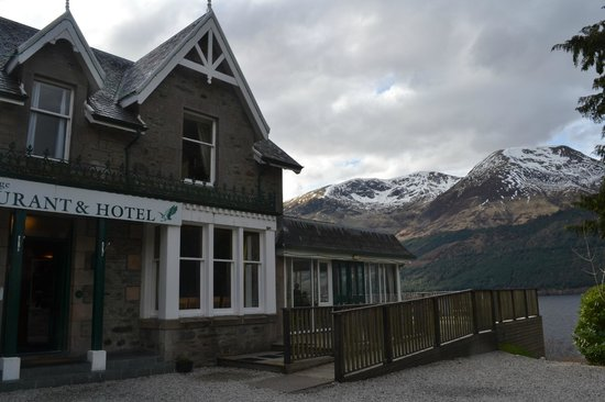 Letterfinlay Lodge Hotel: Another view