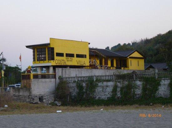 Costa Villa Beach Resort Hotel From The