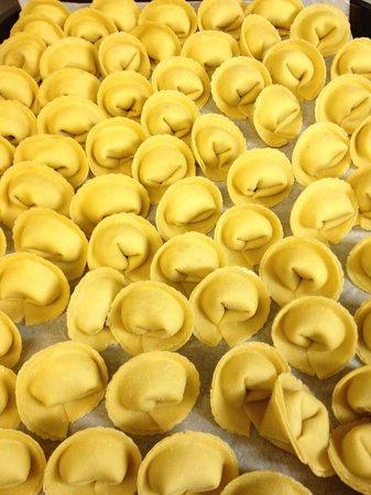 Peccati di Gola: La pasta hecha casera
