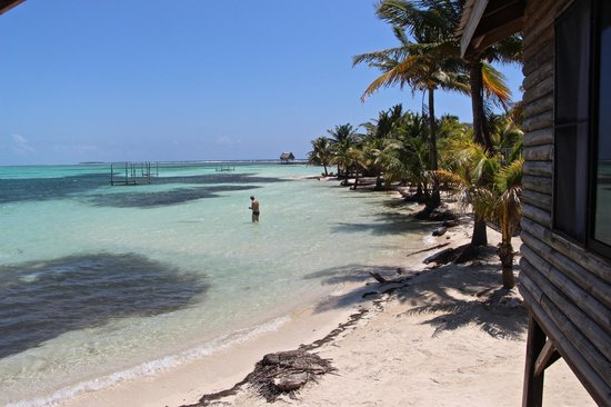 Isla Marisol Resort: Amazing water