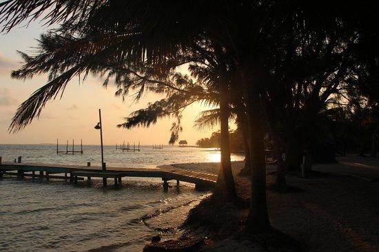 Isla Marisol Resort: Romantic sunsets